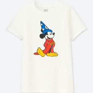 Disney Fantasia Collection Mickey Graphic T-Shirt